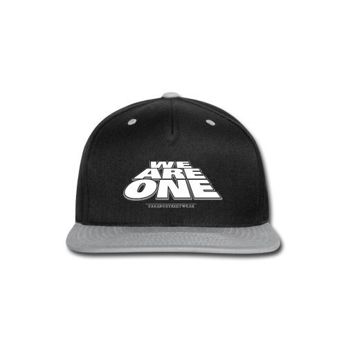 We are One 2 - Snap-back Baseball Cap