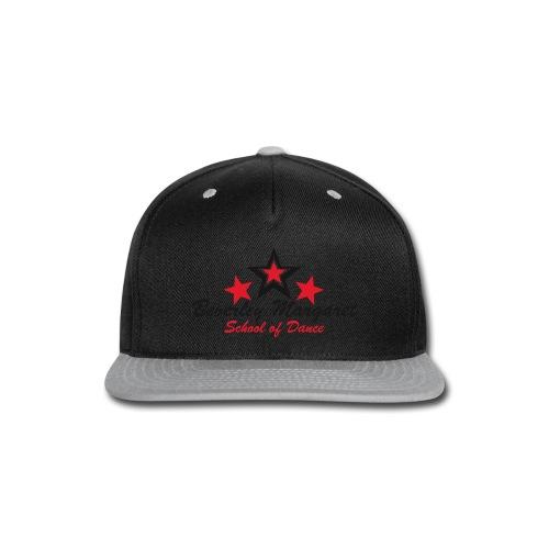 on white kids - Snap-back Baseball Cap