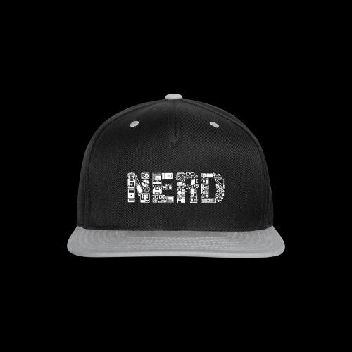 Nerd is the Word - Snap-back Baseball Cap