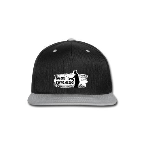 GONE CATCHING - Snap-back Baseball Cap