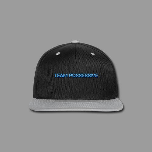 The Possessive Broadcast - Snap-back Baseball Cap