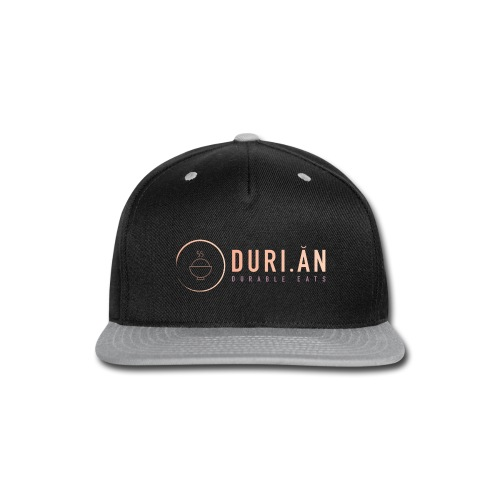 Duri.an - Snap-back Baseball Cap