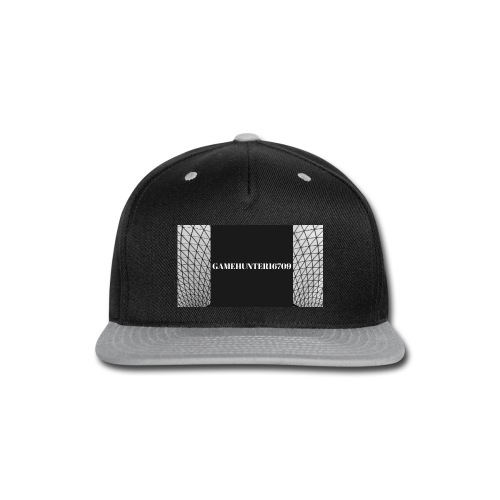 GameHunter16709 - Snap-back Baseball Cap