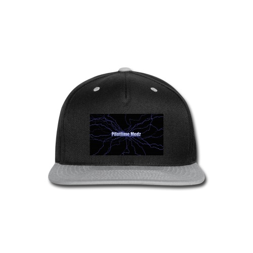 backgrounder - Snap-back Baseball Cap