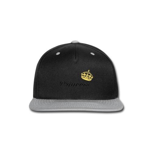 Princess - Snap-back Baseball Cap