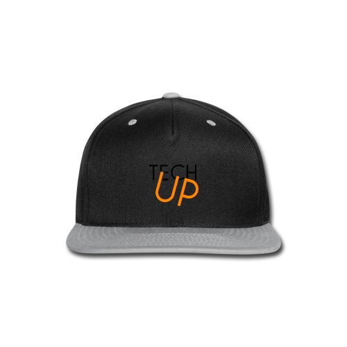 TechUp! - Snap-back Baseball Cap