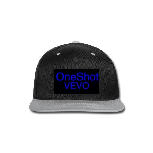 OSVEVO Merch - Snap-back Baseball Cap