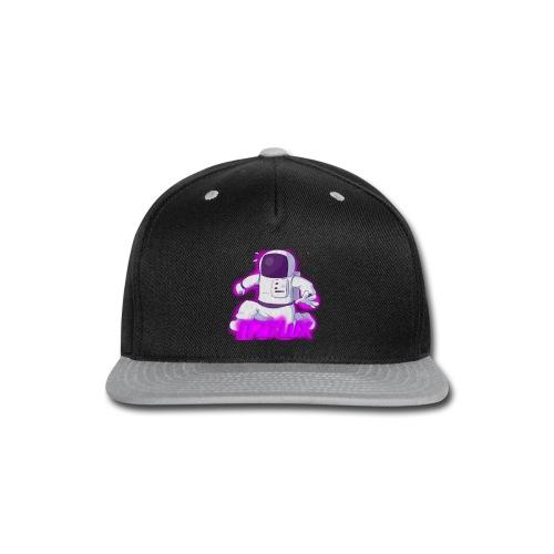 iTzFluX Brand Logo - Snap-back Baseball Cap