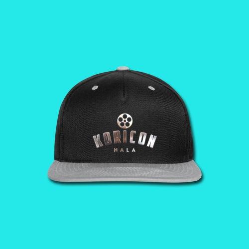 Koricon Nala T-Shirt Logo Crop - Snap-back Baseball Cap