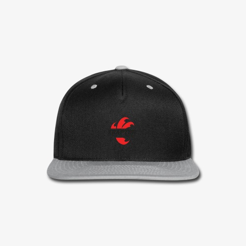 Finla Logo BlackTransparent - Snap-back Baseball Cap