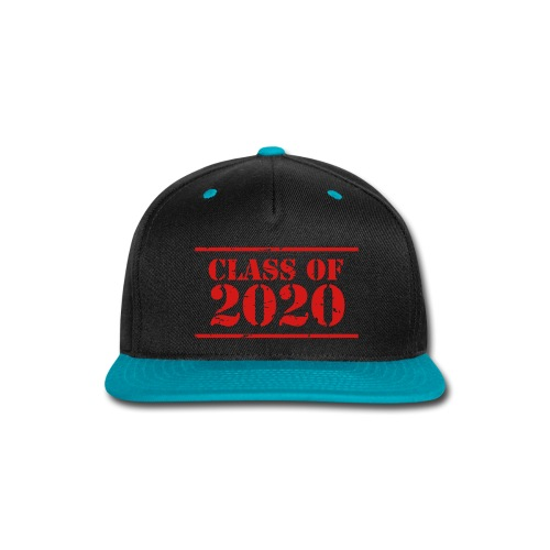 Class of 2020 stencil - Snap-back Baseball Cap
