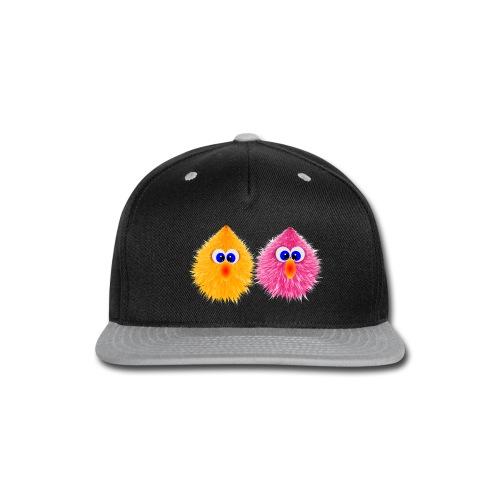 ANIMI2 - Snap-back Baseball Cap
