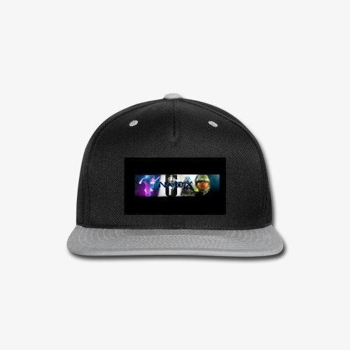 Naobix Banner - Snap-back Baseball Cap