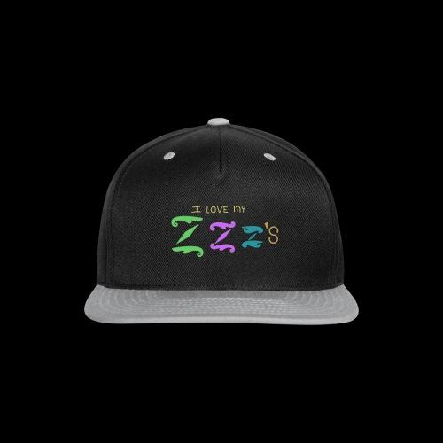 Z s Dark - Snap-back Baseball Cap