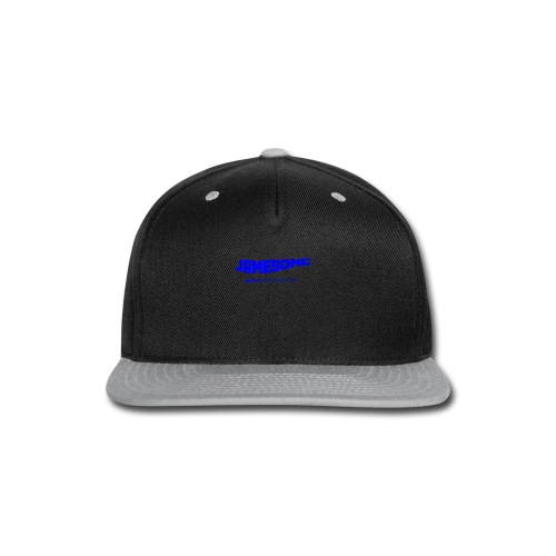 JamesOMG - Snap-back Baseball Cap