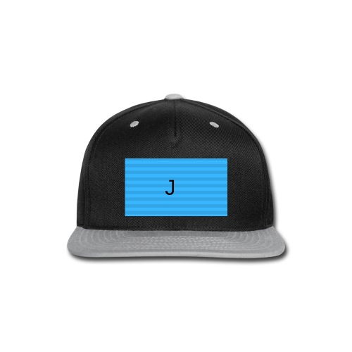 The J - Snap-back Baseball Cap