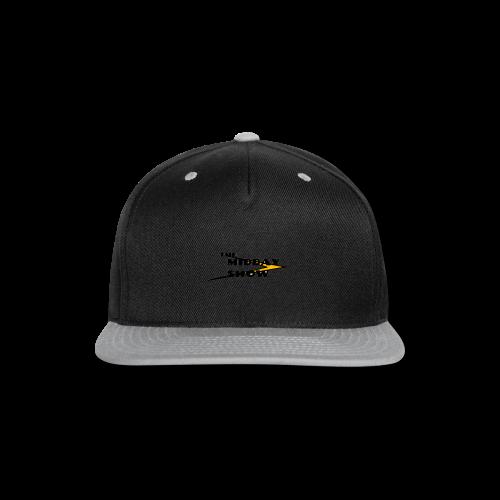 Midday logo - Snap-back Baseball Cap