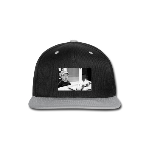 Sad Child - Snap-back Baseball Cap