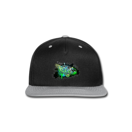 Gamer Meg TShirt Design png - Snap-back Baseball Cap
