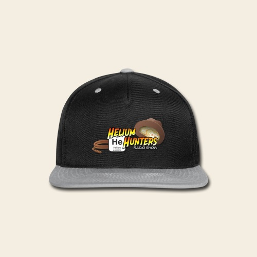 Helium Hunters Gear - Snap-back Baseball Cap