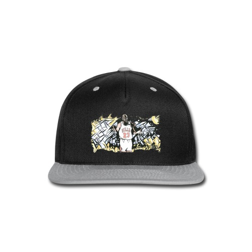 MJ - Snap-back Baseball Cap