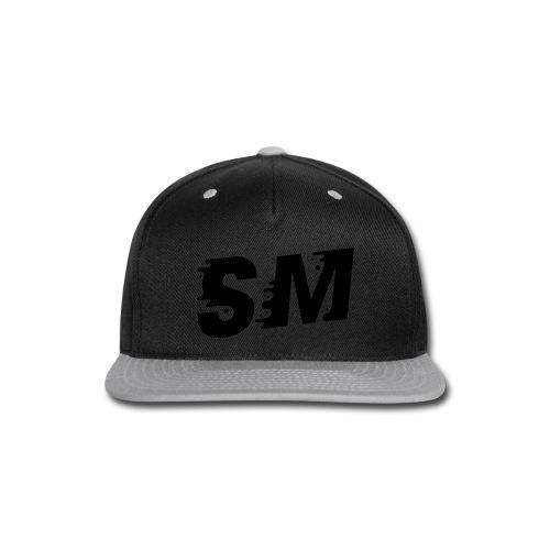 See More Logo - Snap-back Baseball Cap
