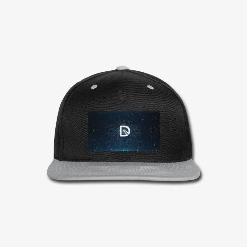 DixiCoin Gaming Landscape - Snap-back Baseball Cap