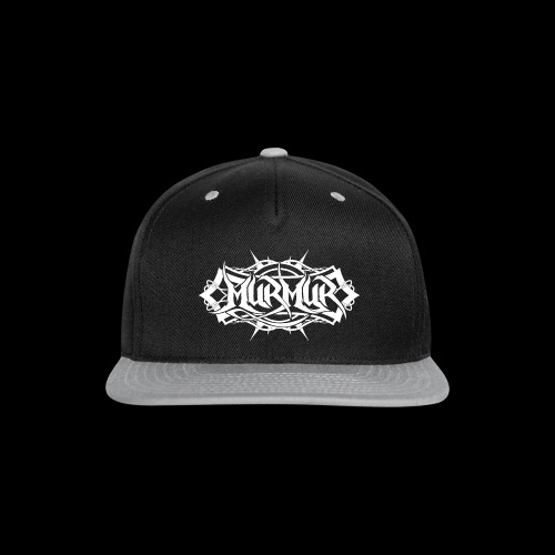 MurMur Merch - Snap-back Baseball Cap