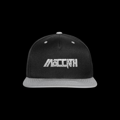 Moliath Merch - Snap-back Baseball Cap