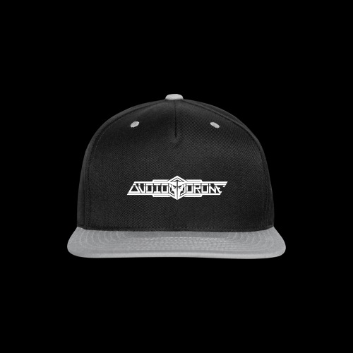 Audiodrone Merch - Snap-back Baseball Cap