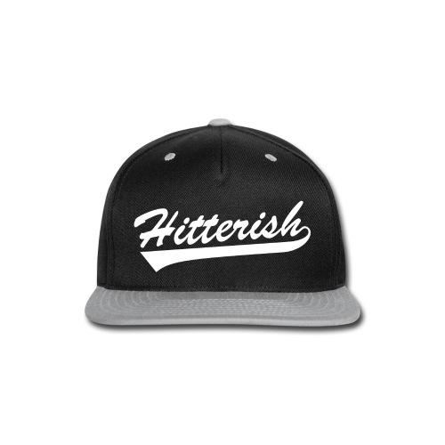 Hitterish - Snap-back Baseball Cap