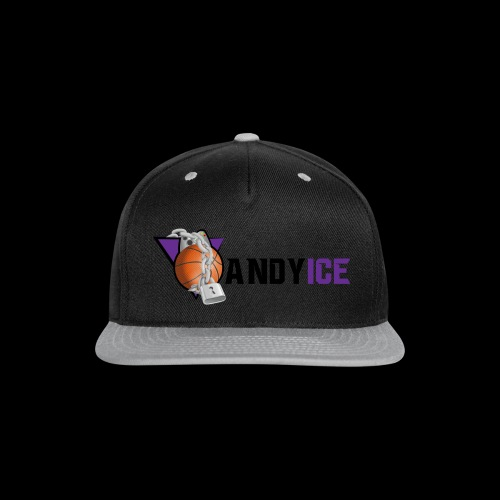 Andy ice Merchandise - Snap-back Baseball Cap