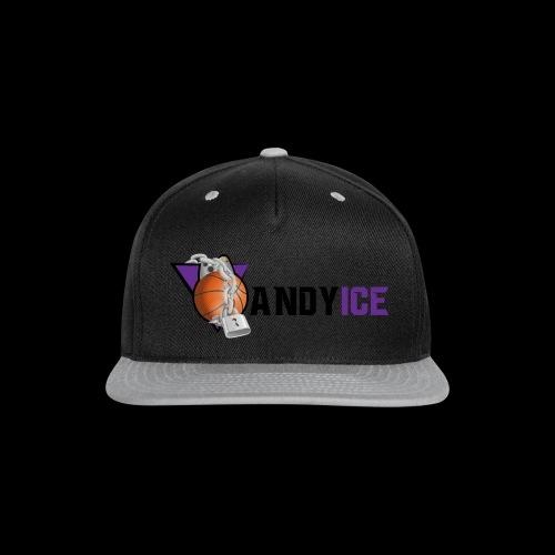 Andy ice Merchandise - Snap-back Baseball Cap