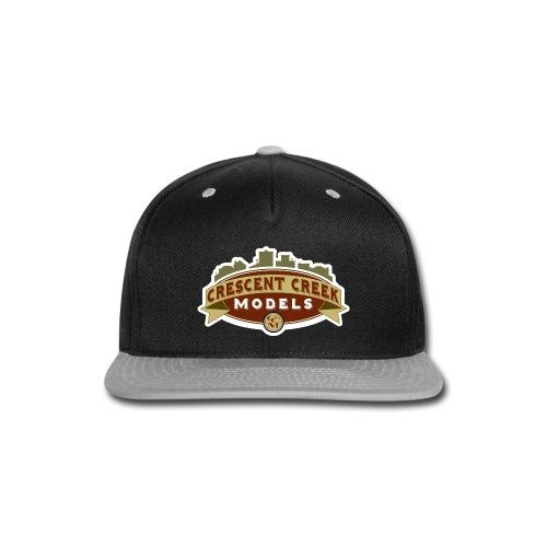 Crescent Creek Models - Snap-back Baseball Cap