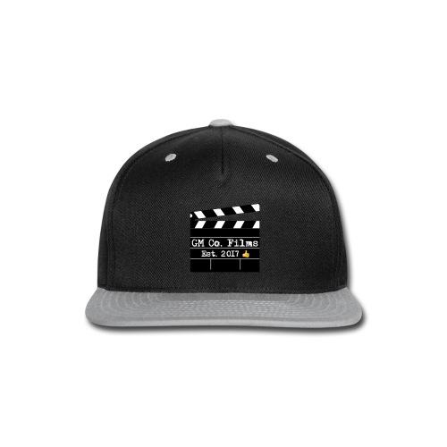 G.M.co Films logo - Snap-back Baseball Cap
