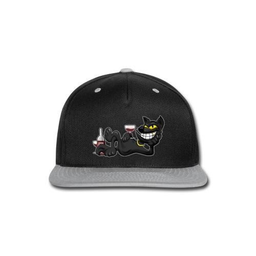 Sexy Cat - Snap-back Baseball Cap