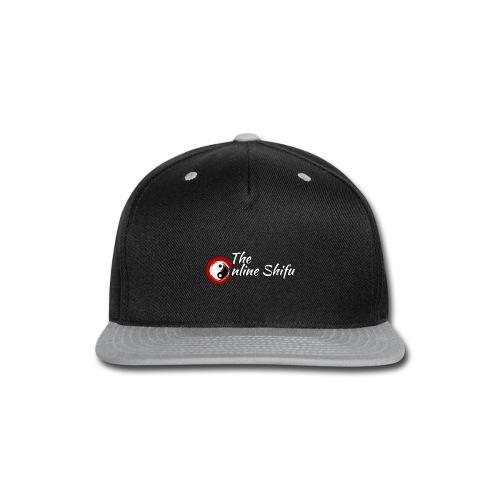 WhiteTOS - Snap-back Baseball Cap