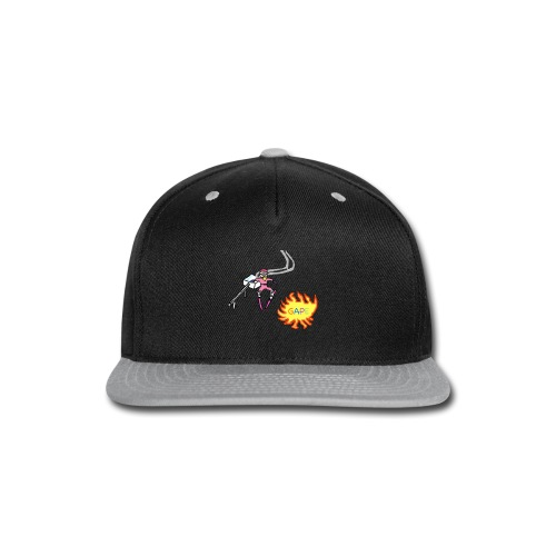 Gape Tee - Snap-back Baseball Cap
