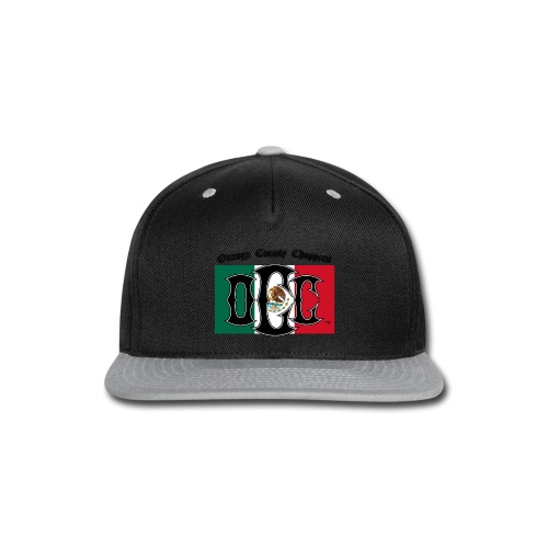OCC Mexico - Snap-back Baseball Cap