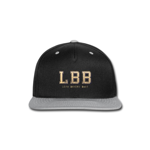 The LBB - Snap-back Baseball Cap