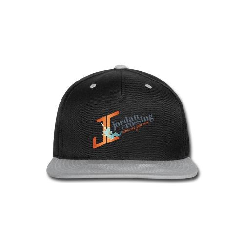 JordanCrossingFINAL 01 - Snap-back Baseball Cap