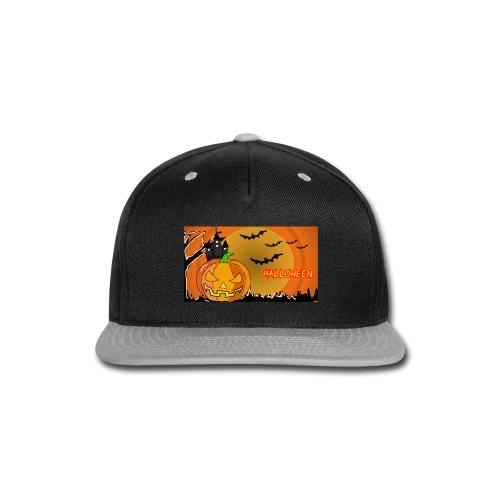Happy Halloween - Snap-back Baseball Cap