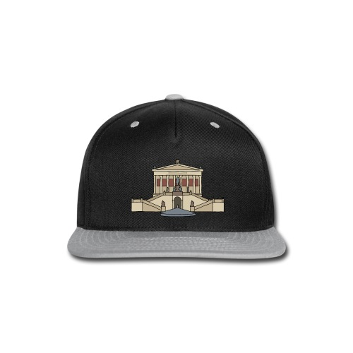 National Gallery BERLIN - Snap-back Baseball Cap