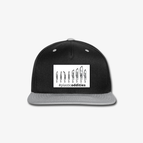 Hobby Knife - Snap-back Baseball Cap