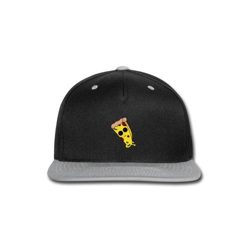 Pizza Kawaii - Snap-back Baseball Cap