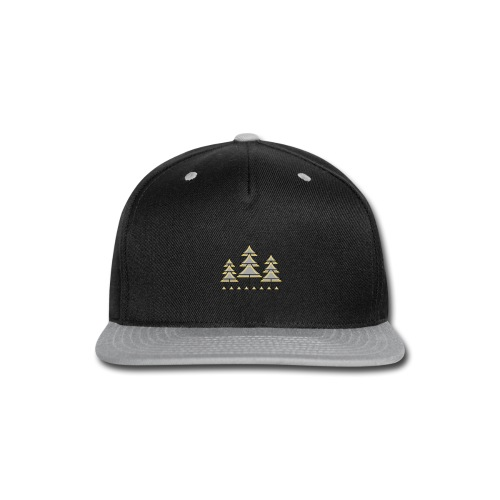 Trees For Bees - Snap-back Baseball Cap