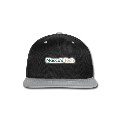 Simple - Snap-back Baseball Cap