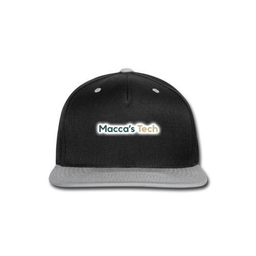 Simple - Snap-back Baseball Cap
