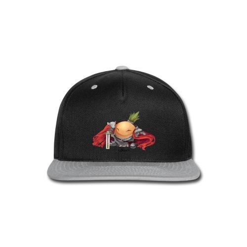 Onion Knights - Women's Pink - Snap-back Baseball Cap