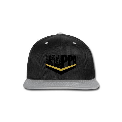 PPA logo 1 - Snap-back Baseball Cap